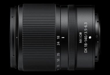 NIKKOR Z DX 18-140mm f/3.5-6.3 VR