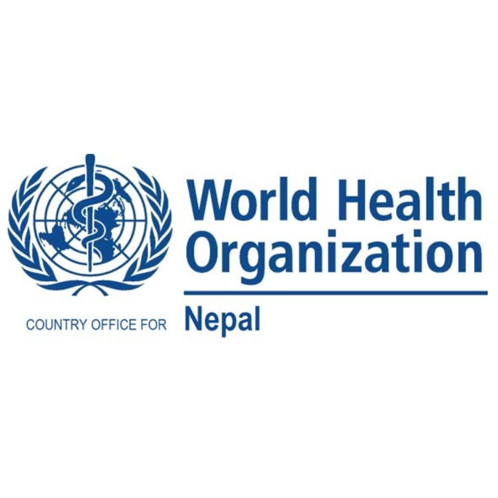 WHO Nepal logo