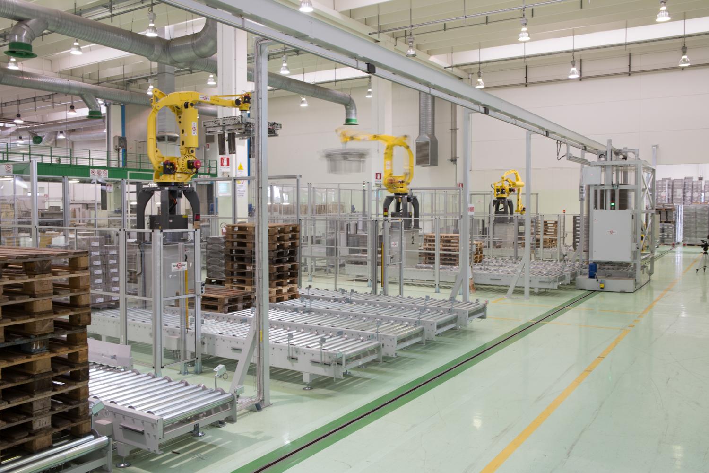 PHS Multi Robot System