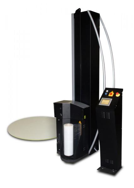 Atecmaa semi automatic wrapping machine