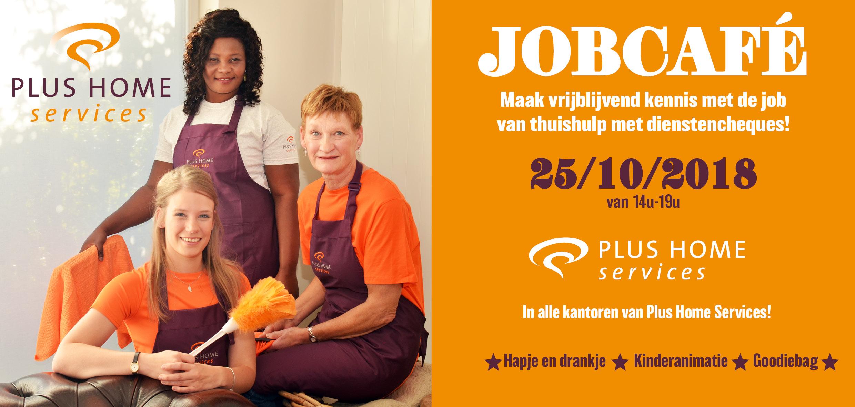 flyer jobcafé website
