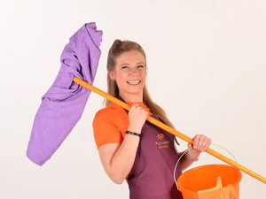 Poetshulp via dienstencheques | Plus Home Services