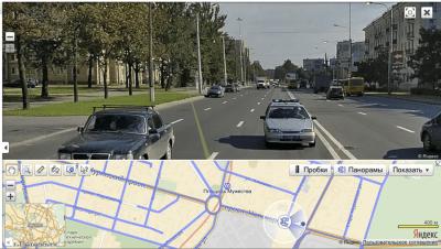 Палево водителя полицейской машины, поворот через две сплошные - www.phtimofeeff.ru - карты, навигация, найди себя, панорамы, случайные события, фото с улиц города, яндекс-карты