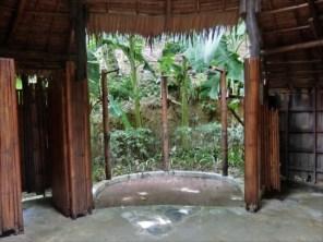 コーラル島 バナナビーチ シャワー