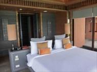 寝室 1ベッドルームプールヴィラ (オーシャンビュー)のお部屋 / スリパンワ ( Sri Panwa )