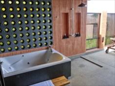 バスルーム 1ベッドルームプールヴィラ (オーシャンビュー)のお部屋 / スリパンワ ( Sri Panwa )