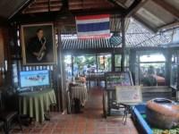 TUNK KA CAFE ( トゥンカ・カフェ ) の店内