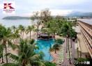 オンザビーチのリゾートホテル・カタビーチリゾート&スパのプロモーション (~2017年10月31日まで)