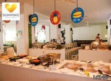 ファミリー向けのホテル・サンウィングリゾート カマラビーチのプロモーション ( 2018年12月23日まで)