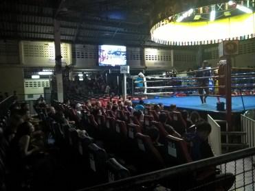VIP&リングサイド / ムエタイ ( Patong Boxing Stadium Sainamyen Rd. )