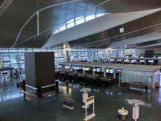 3階・出発階 /各航空会社のカウンター/ プーケット国際空港・新ターミナル