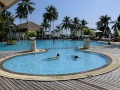 ケープ パンワ ホテル ( CAPE PANWA HOTEL )のお子供用プール