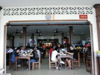 ミー・サパム ( Mee Sapam / ร้านหมี่สะปำ คุณยายเจียร ) / プーケットのローカルレストラン&お土産屋
