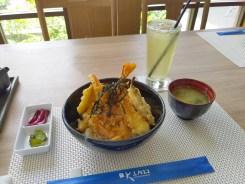 天丼 / 紀子 ( Kiko ) ダイヤモンドクリフリゾート&スパの日本食レストラン