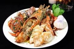 FROM THE ROAST – MIXED-FISH-&-SEAFOOD / ラ・グリッタ・イタリアンレストラン ( La Gritta - Italian Restaurant ) / パトンビーチのレストラン