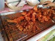 アサンハジャイ フライドチキン / ( Asan Hat Yai Fried chicken /อาซานไก่ทอดหาดใหญ่)