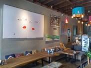 ギャラリーカフェ バイ ピンキー ( GALLERY CAFE BY PINKY ) / プーケットタウンのカフェ