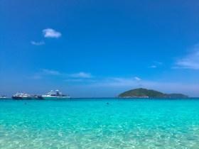 2.シミラン諸島の観光その1 / カタマラン(双胴船)でゆくシミラン島ツアーの紹介