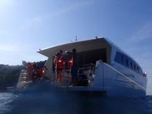 2.マイトン島の観光 / カタマランで行く ピピ島+ココビーチ+マイトン島ツアーの紹介(その1)