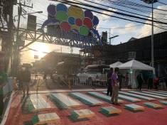 2020年07月01日&02日のプーケット島・パトンビーチ・バングラ通りの風景