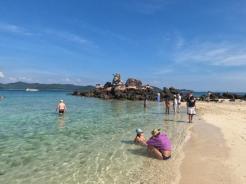 プーケットの人気オプショナルツアー・カイ島1日ツアー
