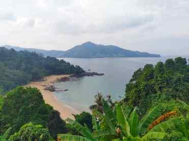 プーケット島・レムシンビューポイント ( Laem Sing View Point ) の風景