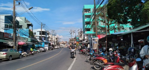 Local Market in Town (Lor Rong ) Ranong Rd.,26 Mar_210327_3