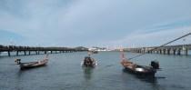 最近のプーケット島・シャロン湾の風景