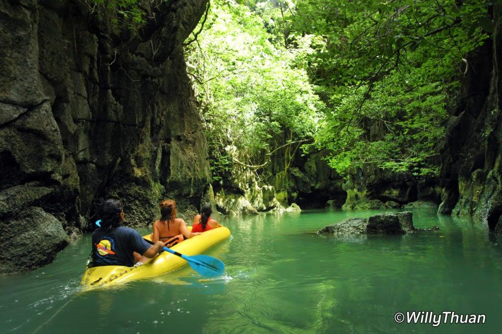 Best Tours From Phuket To Phang Nga Bay