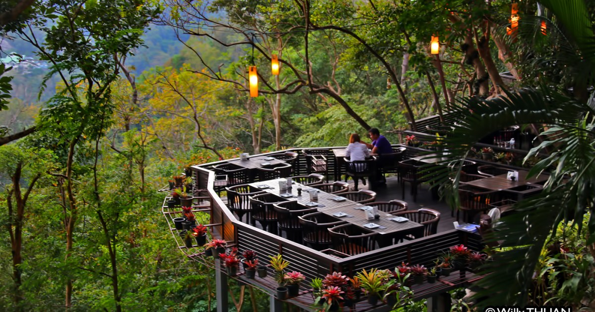 Khao Rang Breeze Restaurant Phuket
