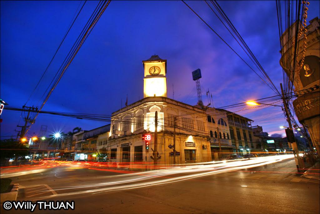 Old Phuket Town - Thalang Road