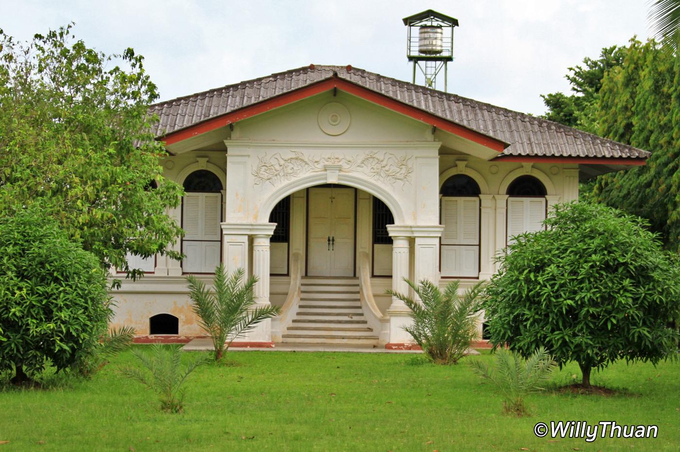 15 Mansion On Vichitsongkran Street