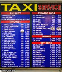 phuket-taxi-rates