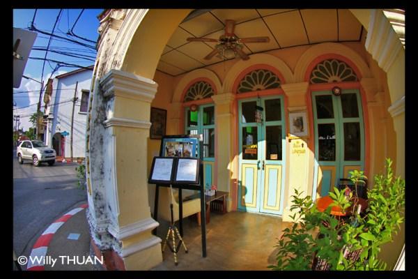 Pirrera Cafe in Phuket Town