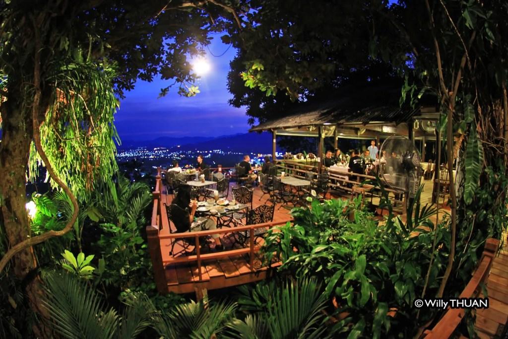 Rang Hill in Phuket Town