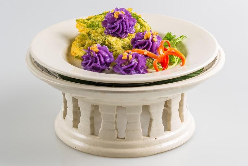 Chor Muang, ช่อม่วง, ขนมไทย, desserts in Thai cuisine