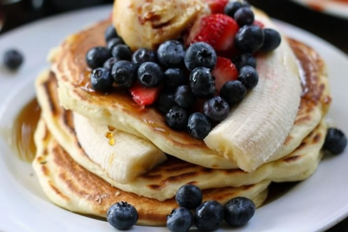 Wendy's Oat Pancakes - Phunky Foods
