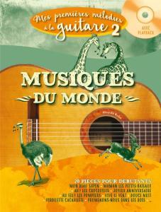 Methode guitare : musiques du monde