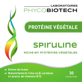 Food supplements Plant protein Spirulina