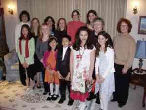 2008-2-16 Student Recital