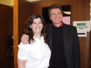 With Matthias Ziegler