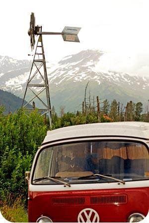 volkswagen bus alaska