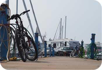 bike by marina