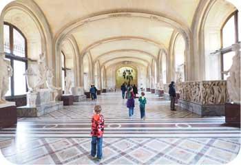Kids Louvre