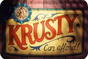 Best Krusty Can Afford