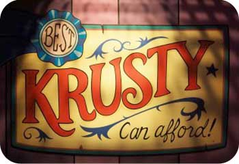 Best Krusty Can Afford