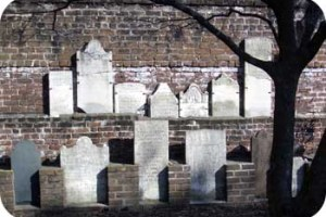 Savannah Headstones