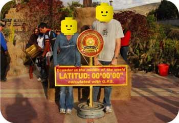 Equator Ecuador