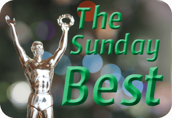 The Sunday Best (3/18/2018)