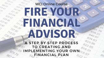 fire your financial advisor